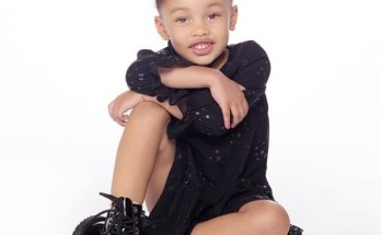 Kairo Owethu Forbes in a photoshoot