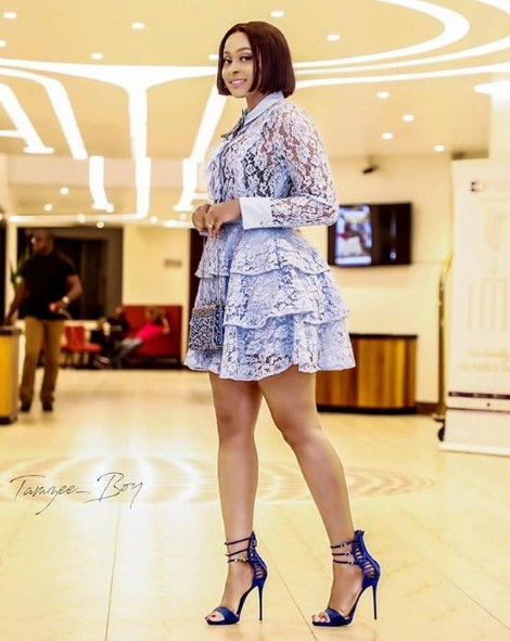 Mabel Makun looking beautiful