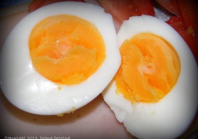 Cum sa…faci oua fierte bune