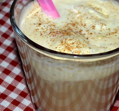 Vanilla Ice Coffee