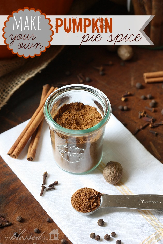Pumpkin Pie Spice  How To Make Your Own