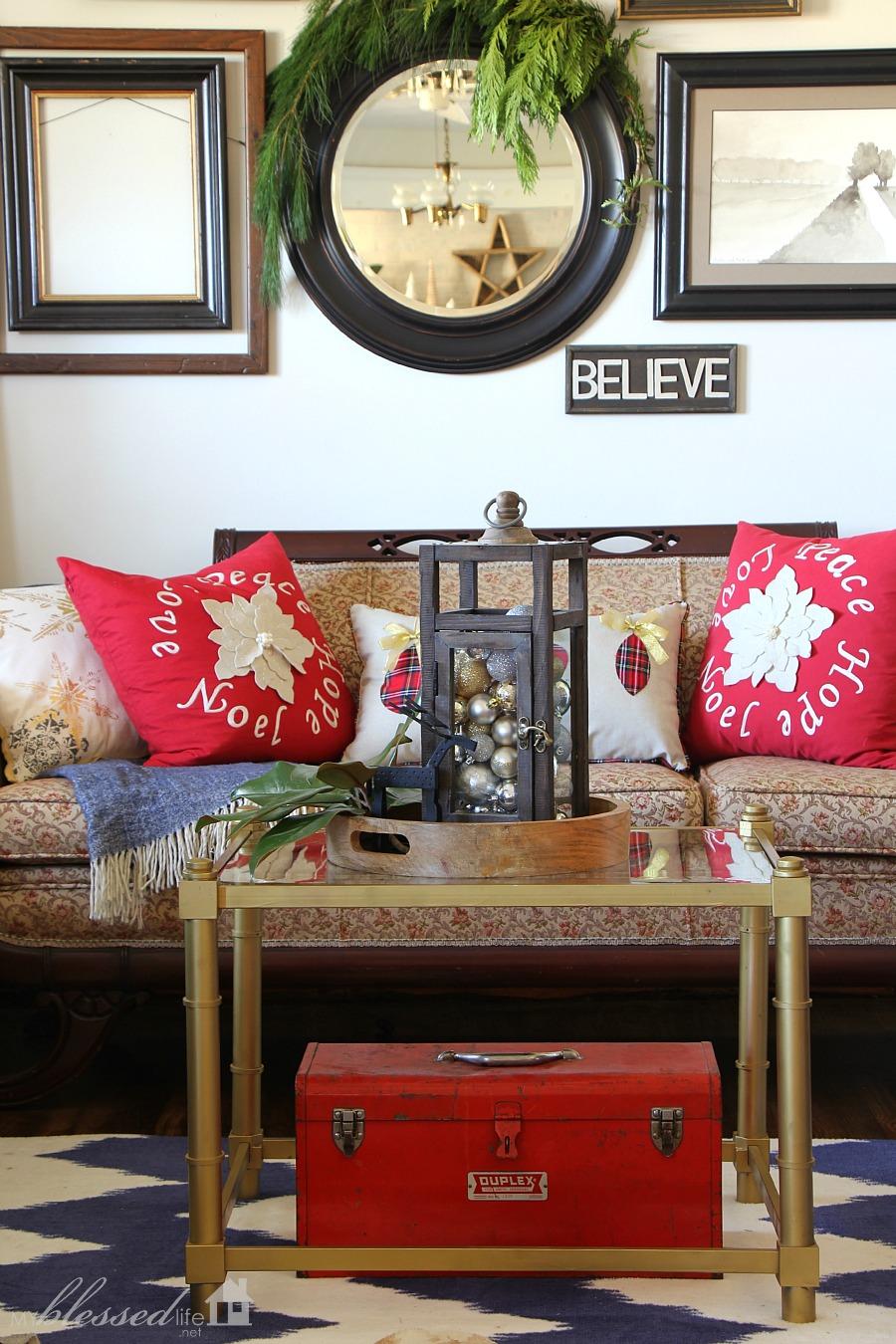 Christmas Living Room 2015