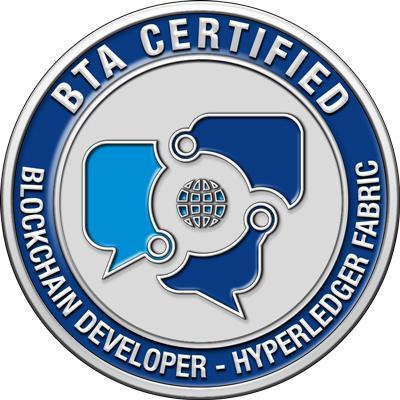 Certified Blockchain Developer - Hyperledger