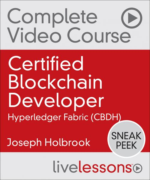 Certified Blockchain Developer Hyperledger (CBDH)