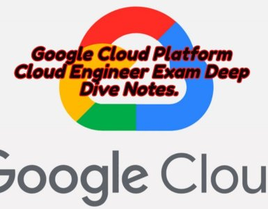 Google Cloud Platform Deep Dive Notes