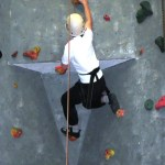 Using the new skills to get over the overhang