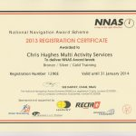 NNAS Provider Certificate