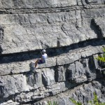 Personal challenge - conquering the abseil
