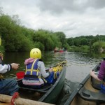 Getting to grips with the canoe