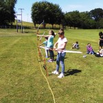 Getting to grips with archery