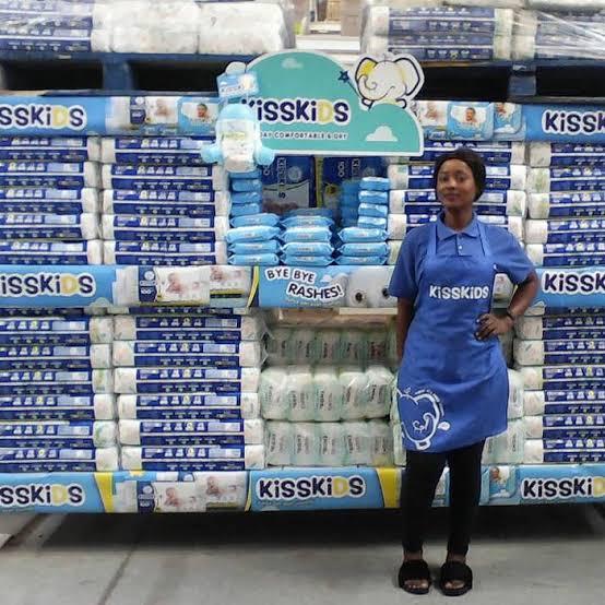 Diaper Distributor