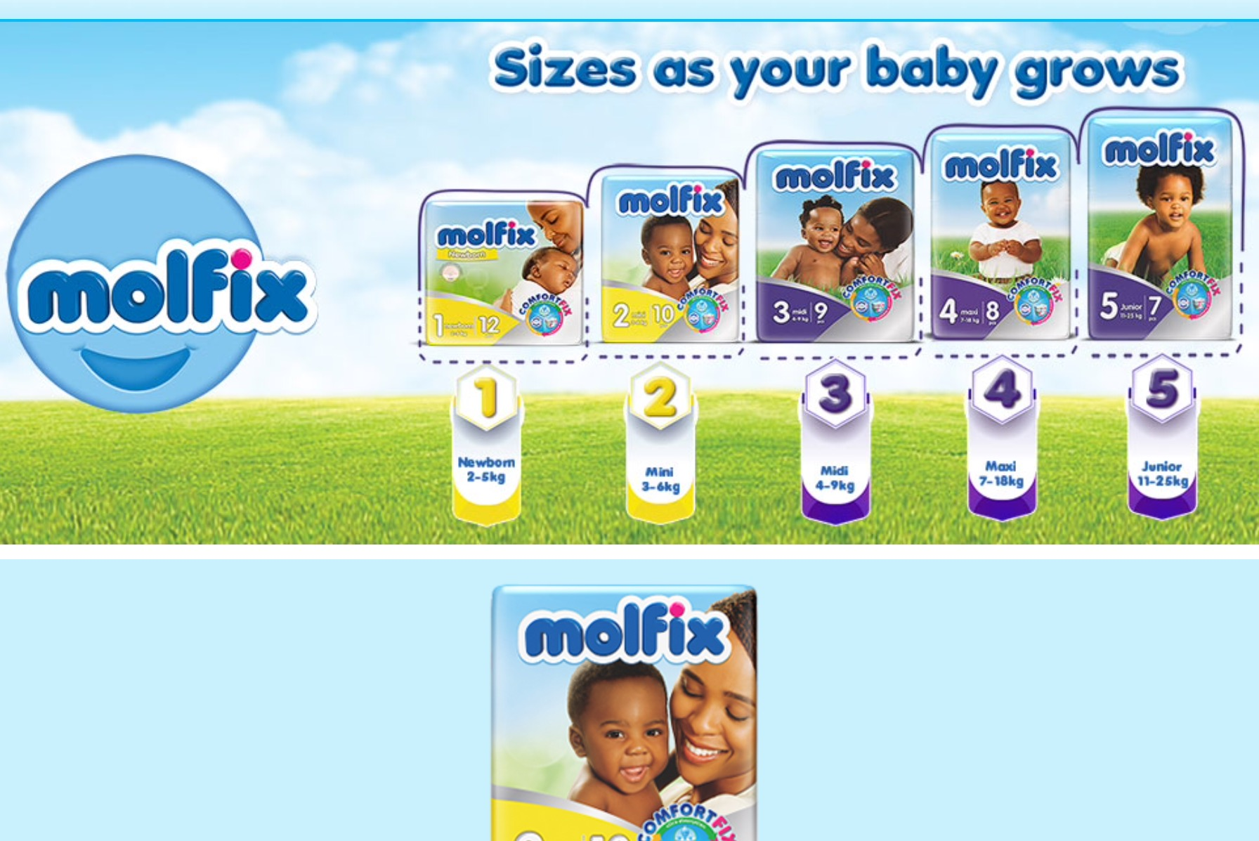 Molfix diapers distributors