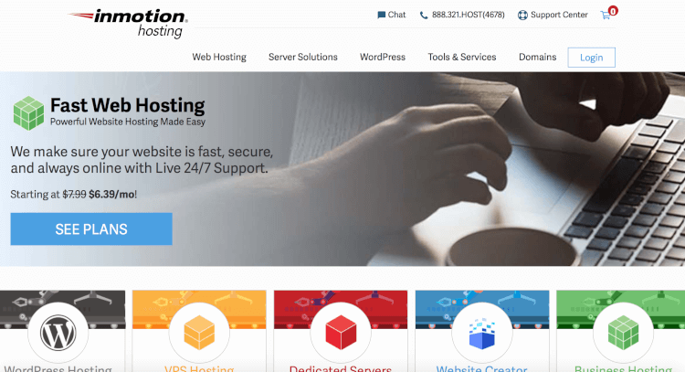 how good or bad is InMotion hosting