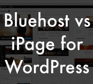 iPage or Bluehost for WordPress