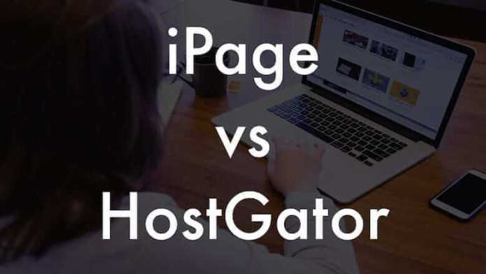 iPage vs HostGator