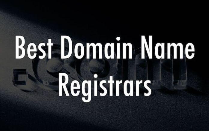 top domain name registrars