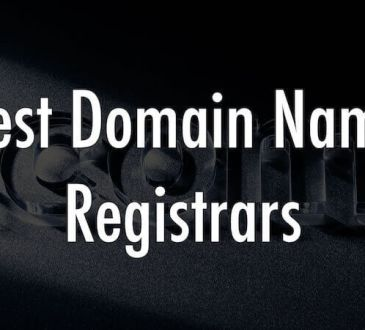 top domain name registrars