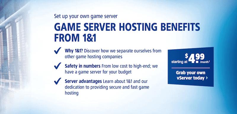 5 Best Dedicated Game Server Hosting Services of 2019