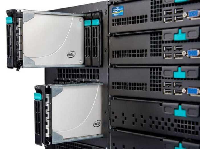 SSD dedicated server hosting