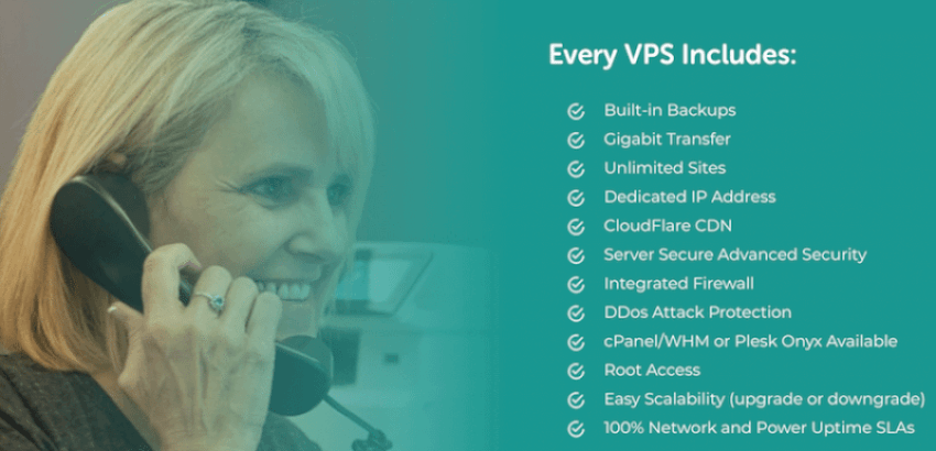 ddos protected vps hosting
