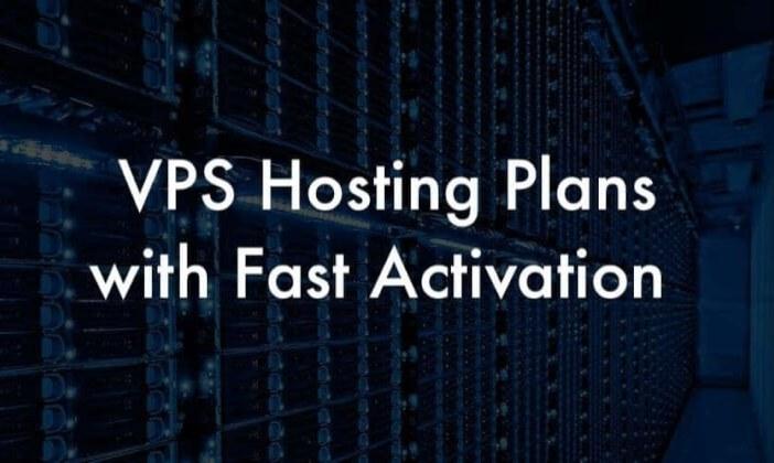 Instant VPS Hosting