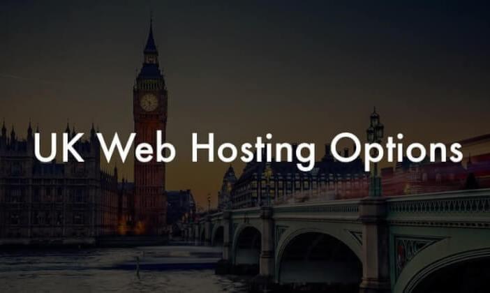 UK Web Hosting services