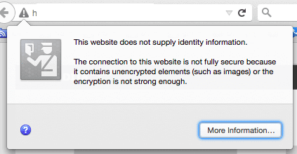 """This Website Does Not Supply Ownership Information"""""""
