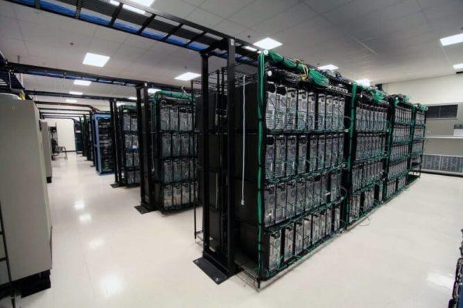 Liquid Web data center