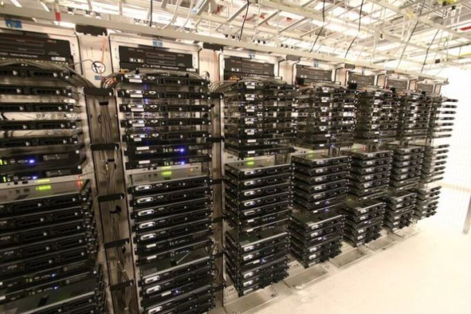 Fatcow data center