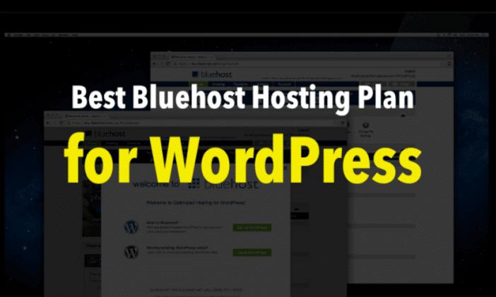 Best Bluehost Plan for WordPress
