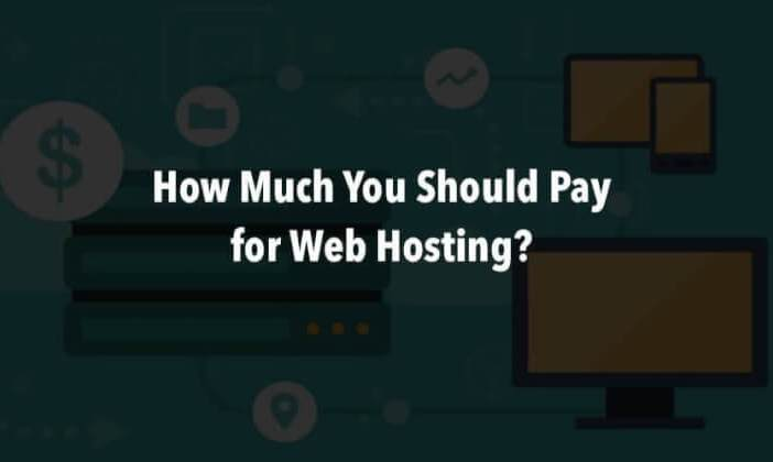 How Much to Pay for Web Hosting