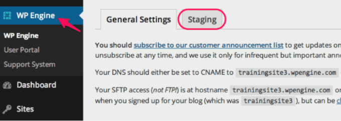 WordPress Hosting with Staging Area: Best 3 Services 1