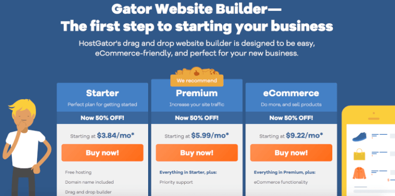 Gator Website Builder Review