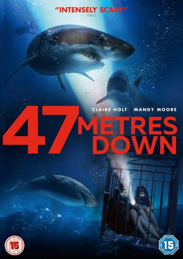 47 Meters Down (2017) Retail Release - My Bloody Reviews