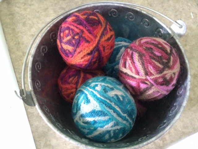 Goodness, Gracious, Great Balls of Wool!
