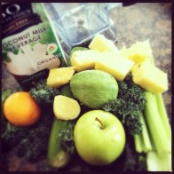 Dr. Oz lunch smoothie