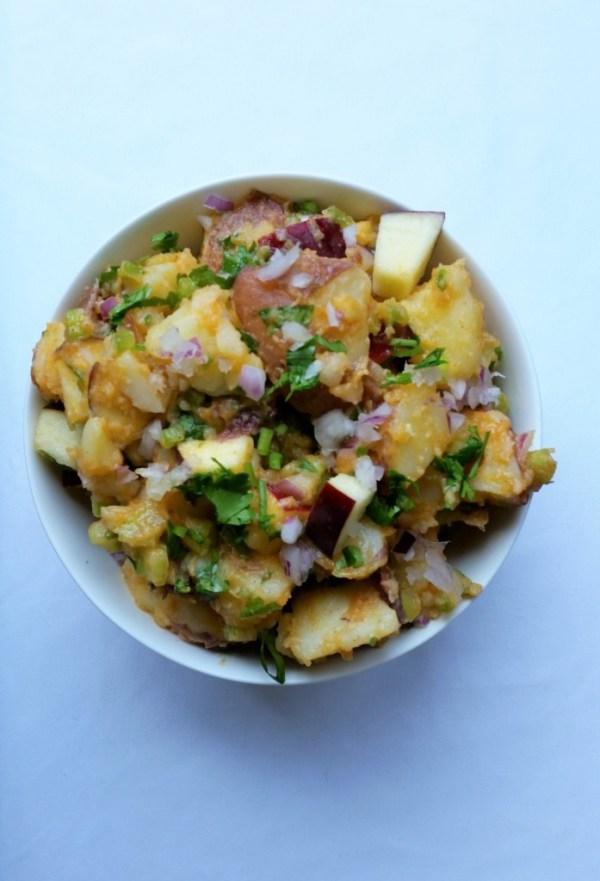 apple-celery-potato-salad