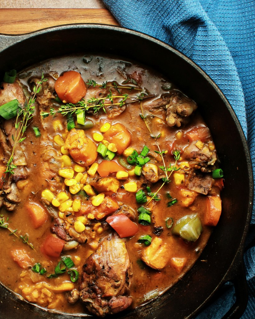 Cajun Chicken Stew