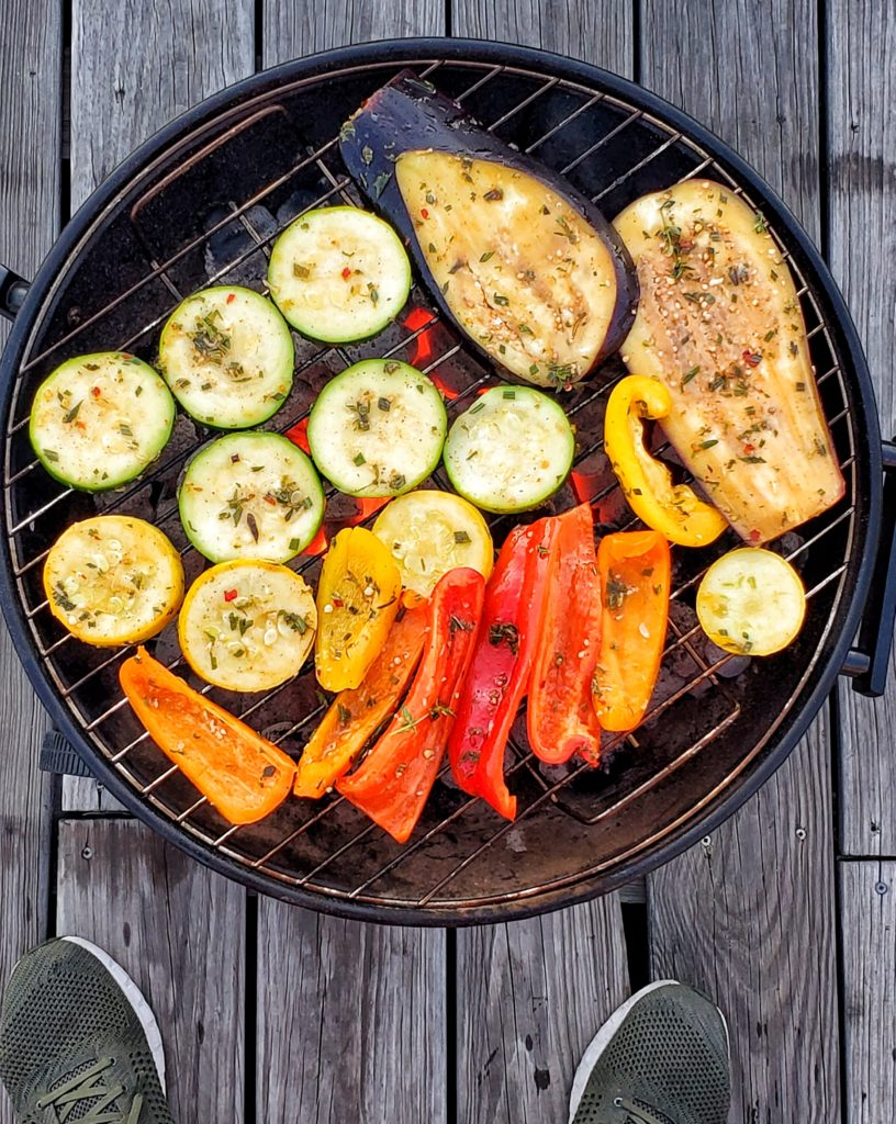 Grilled Vegetables My Body My Kitchen
