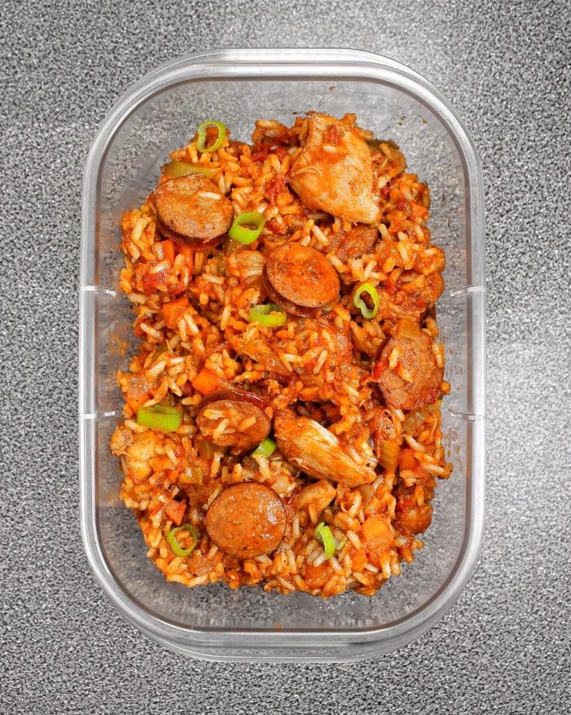 Chicken Jambalaya 2 Louisiana My Body My Kitchen