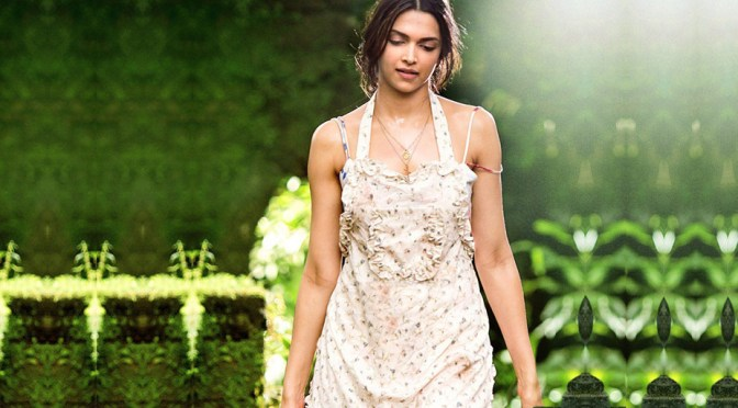Finding Fanny – Movie Review
