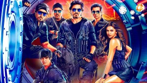Happy New Year – Movie Review