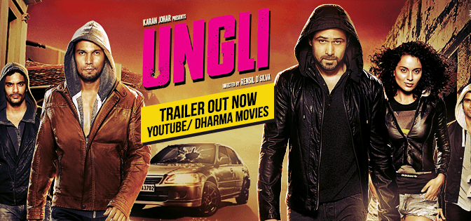 """Ungli"" Movie Trailer Already a Hit… Seems a good entertainer"