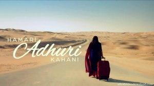 Hamari Adhuri Kahani – Movie Review