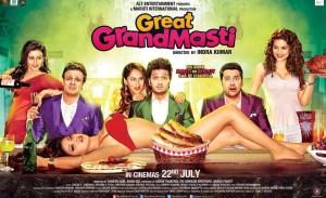Great Grand Masti – Movie Review
