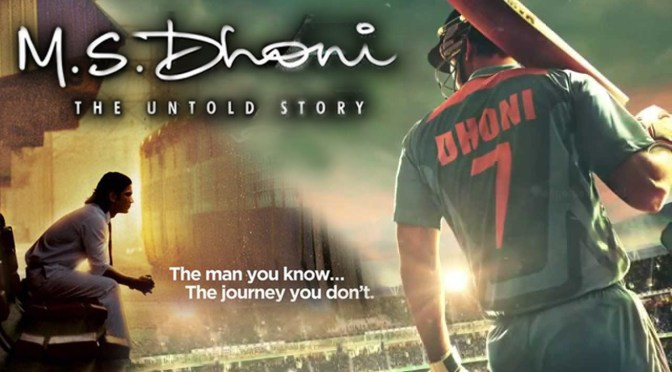 M.S. Dhoni: The Untold Story – Movie Review