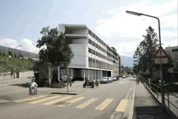 Le futur bâtiment