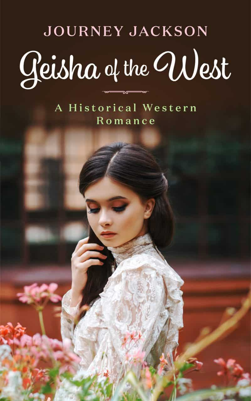 Geisha of the West Cover