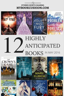 Highly Anticipated Books in May 2016