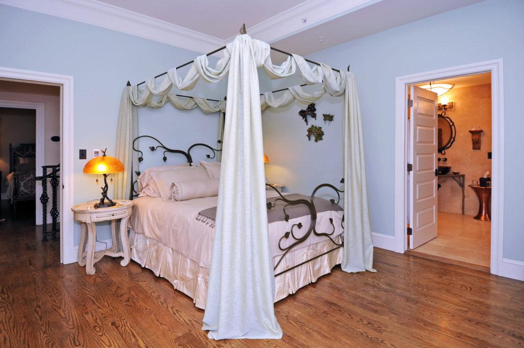 Room Designed for Titania and Oberon